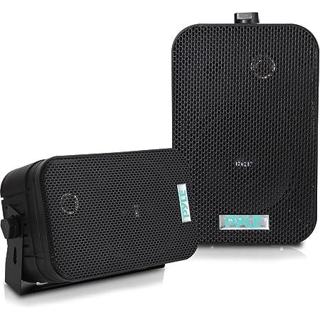 Pyle Pdwr40b 5 25 Indoor Outdoor Waterproof Speakers Elektronik