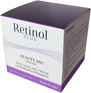 Retinol Plus Anti Aging Day cream with Retinol and Vitamin C 50 ml