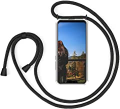 XCYYOO Carcasa de movil con Cuerda para Colgar Huawei Mate 20 Lite【Versión Popular 2019】 Funda para iPhone/Samsung/Huawei con Correa Colgante para Llevar en el Cuello -Hecho a Mano en Berlin