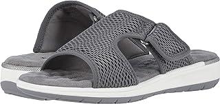 حذاء Simmons Slate نسائي رمادي مقاس 7 M (B) من Walking Cradles
