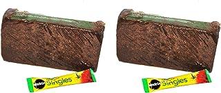 Bert's Garden Coco Brick Compressed Planting Medium 2 pk