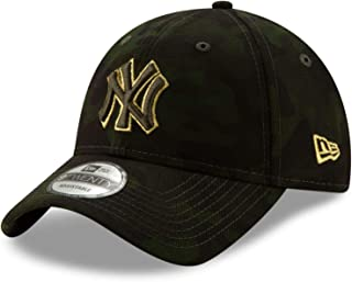 New Era New York Yankees 2019 MLB Armed Forces Day 9TWENTY Adjustable Hat - Camo