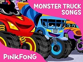 Pinkfong! Monster Truck Songs