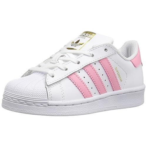 adidas superstar rosa light