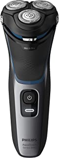 philips Shaver AquaTouch 3000, Wet/Dry, ComfortCut Blade System,