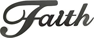 Best Toysdone Faith Black Metal Wall Word Review