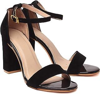 Klaur Melbourne Women 3.5 Inch Heel Sandal