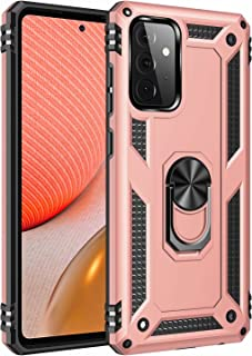 Case Compatible Xiaomi Poco F2 Pro Case Military|Armor Cover Dual Layer Shockproof Rugged Back|Rotating 360° Ring Kickstan...