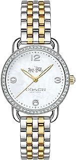 Coach Ladies Delancey Analog Business Quartz Watch (Imported) 14502480