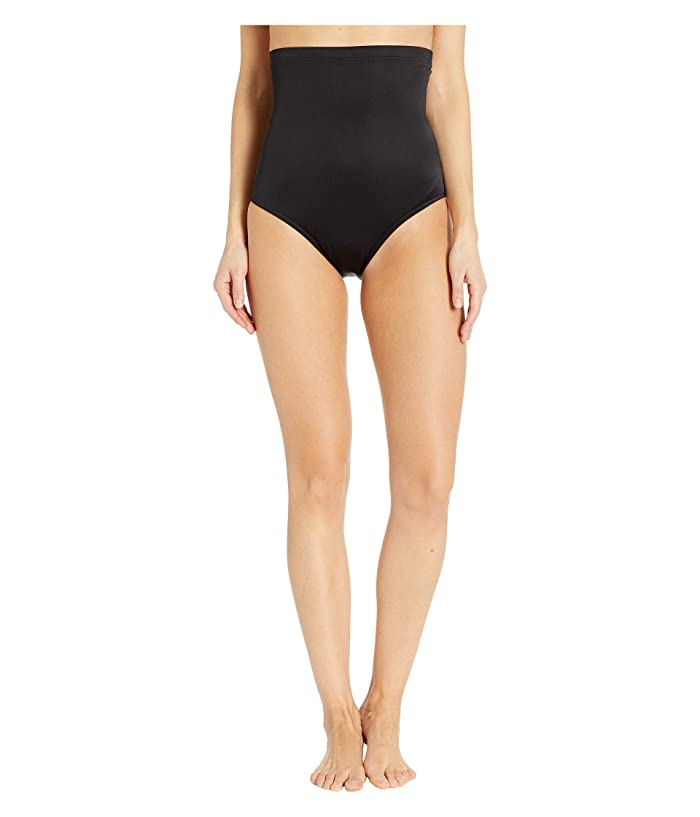 Miraclesuit High-Waisted Pant (Black) Women