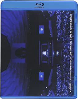 w-inds. 10th Anniversary BEST LIVE TOUR 2011 FINAL AT NIPPON BUDOKAN [Blu-ray]