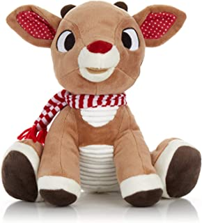 Best rudolph plush characters Reviews