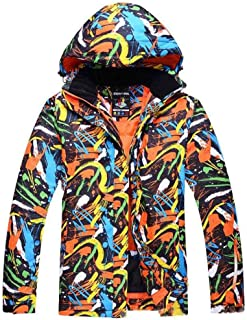 Snow Clothes Snowboarding Jackets Waterproof Windproof Breathable Winter Mountain Ski Coat