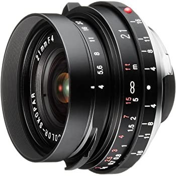 VoightLander 単焦点広角レンズ COLOR SKOPAR 21mm F4 P 131026