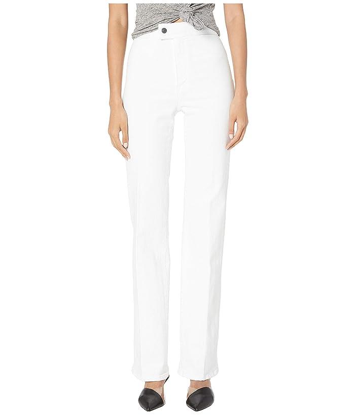 BLDWN Piper (Pure White) Women's Jeans