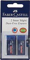 Faber-Castell 5500187170 F.C. 2'li Sinav Silgisi