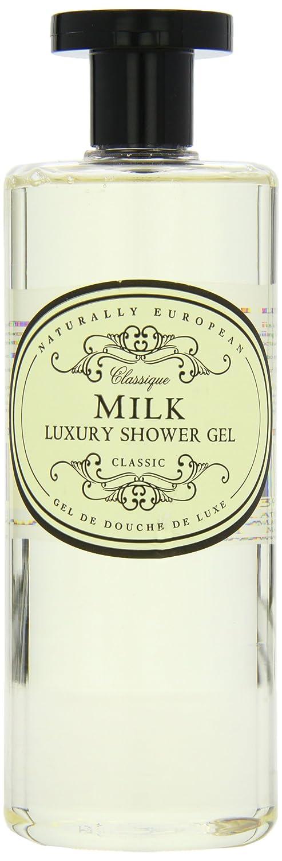 Naturally European Milk Luxury Refreshing Shower Gel 500ml