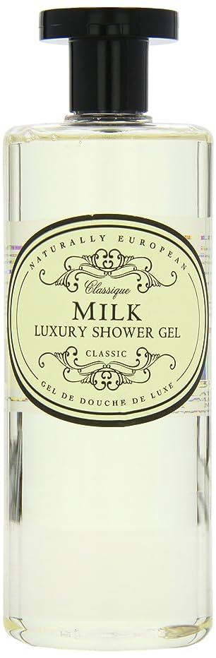 等しいその結果起こるNaturally European Milk Luxury Refreshing Shower Gel 500ml