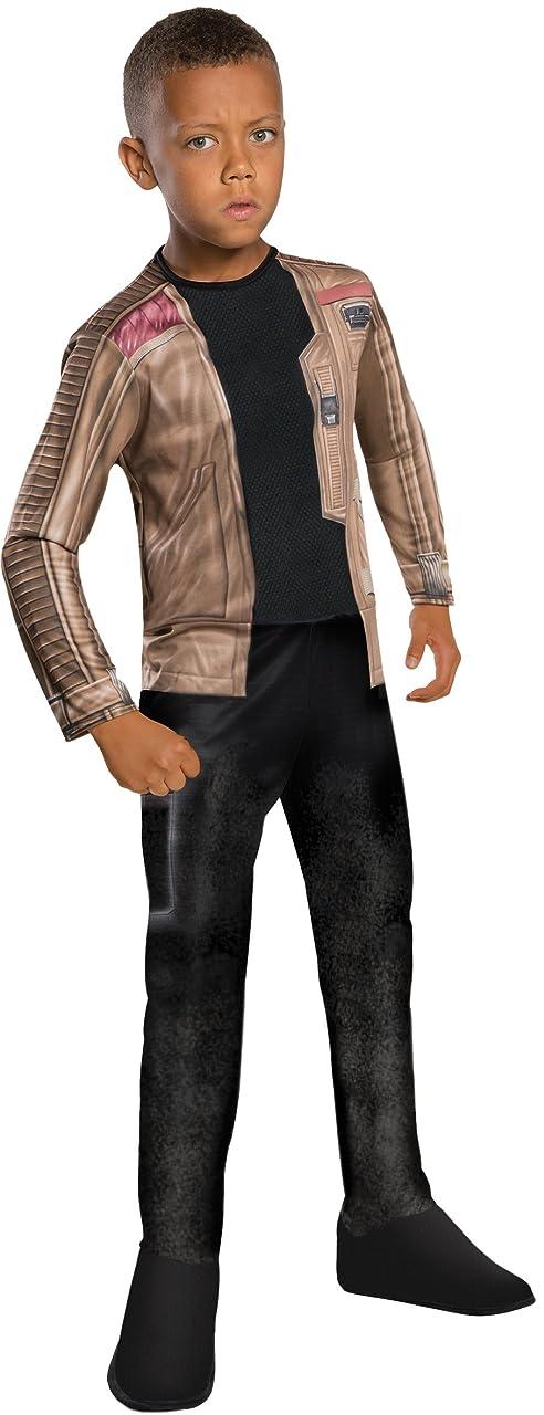 なめる現代タイピストスターウォーズ エピソード7 フィン キッズコスチューム 男の子 対応身長140cm-160cm