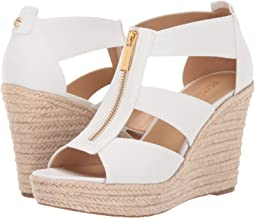c854dca89fa0 MICHAEL Michael Kors. Charlize Platform.  140.00. New. Optic White