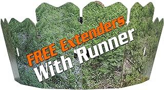 GhostBlind Runner Blind with Free Extenders