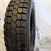 (1-TIRE) 225/70R19.5 ROAD WARRIOR # DT340 DRIVE ALL POSITIONS TIRES 14 PLY HEAVY DUTY 22570195