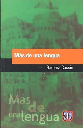 Más de una lengua