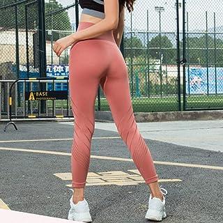Beiziml Compression Pants Women Yoga Pants Sportswear Stretchy Fitness Gym Leggings Run Seamless Sports Leggings Gym High ...