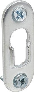 The Hillman Group 57187 Keyhole Fitting Single Hole Heavy Duty, 10-Pack