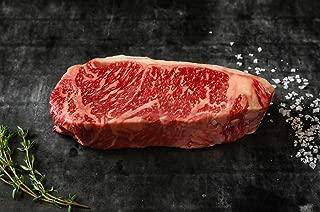 Mishima Reserve American Wagyu Beef, Ultra Grade New York Strip Steak (4-pack, approx. 16 oz. each)