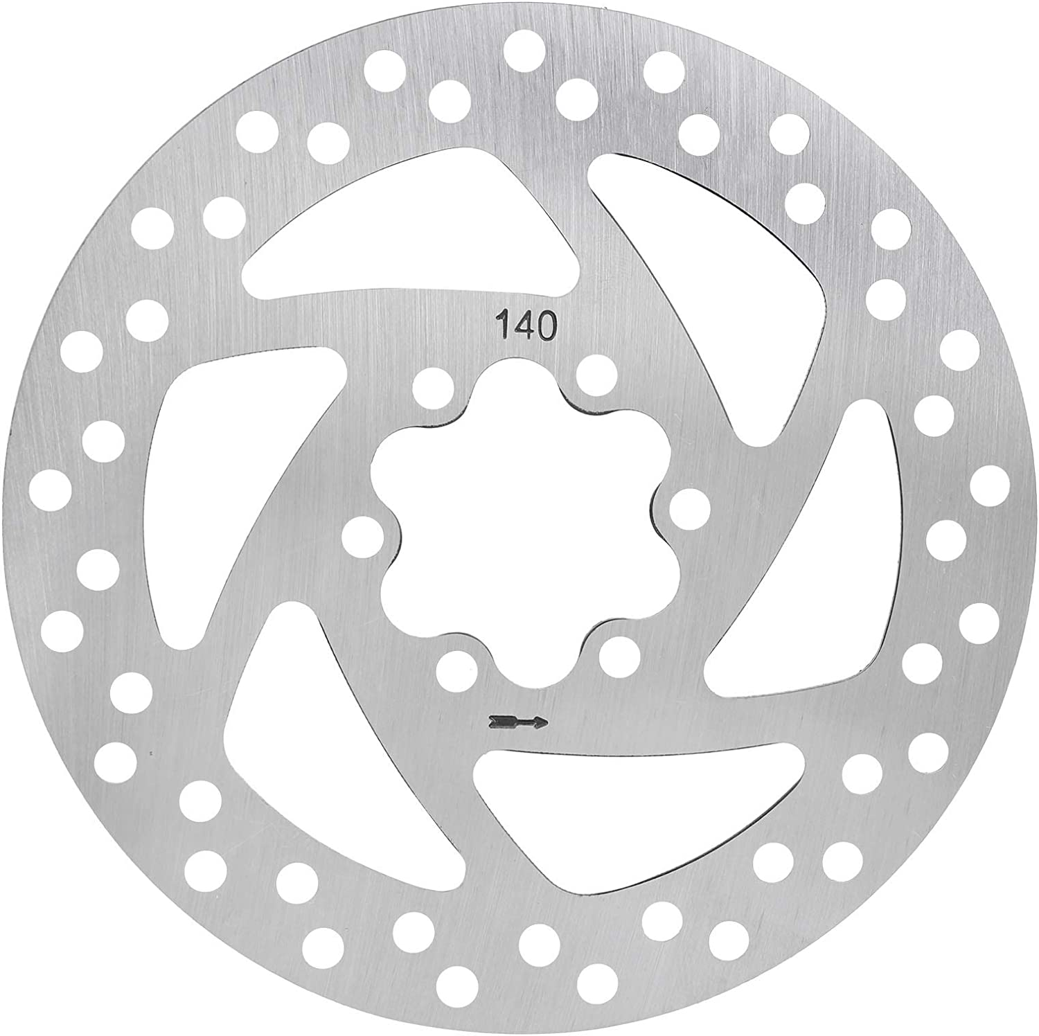 QYSZYG Brake disc Electric Materi 67% Tulsa Mall OFF of fixed price Rotor Scooter Part
