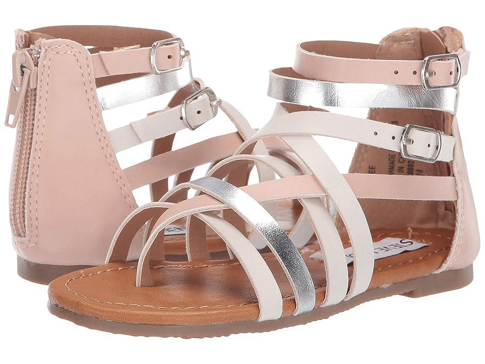 Steve Madden Kids Talicee (Toddler/Little Kid) (Blush Multi) Girls Shoes