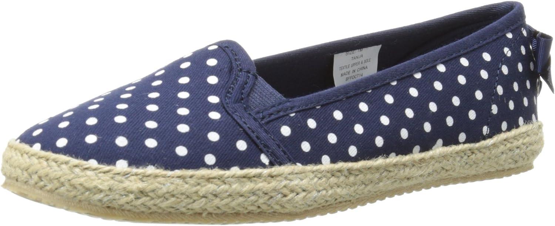 Hanna Andersson Tanja Espadrille Slip-On Sneaker (Toddler/Little Kid/Big Kid)