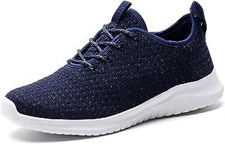 TIOSEBON Women's Gold Thread Shoes Sneakers