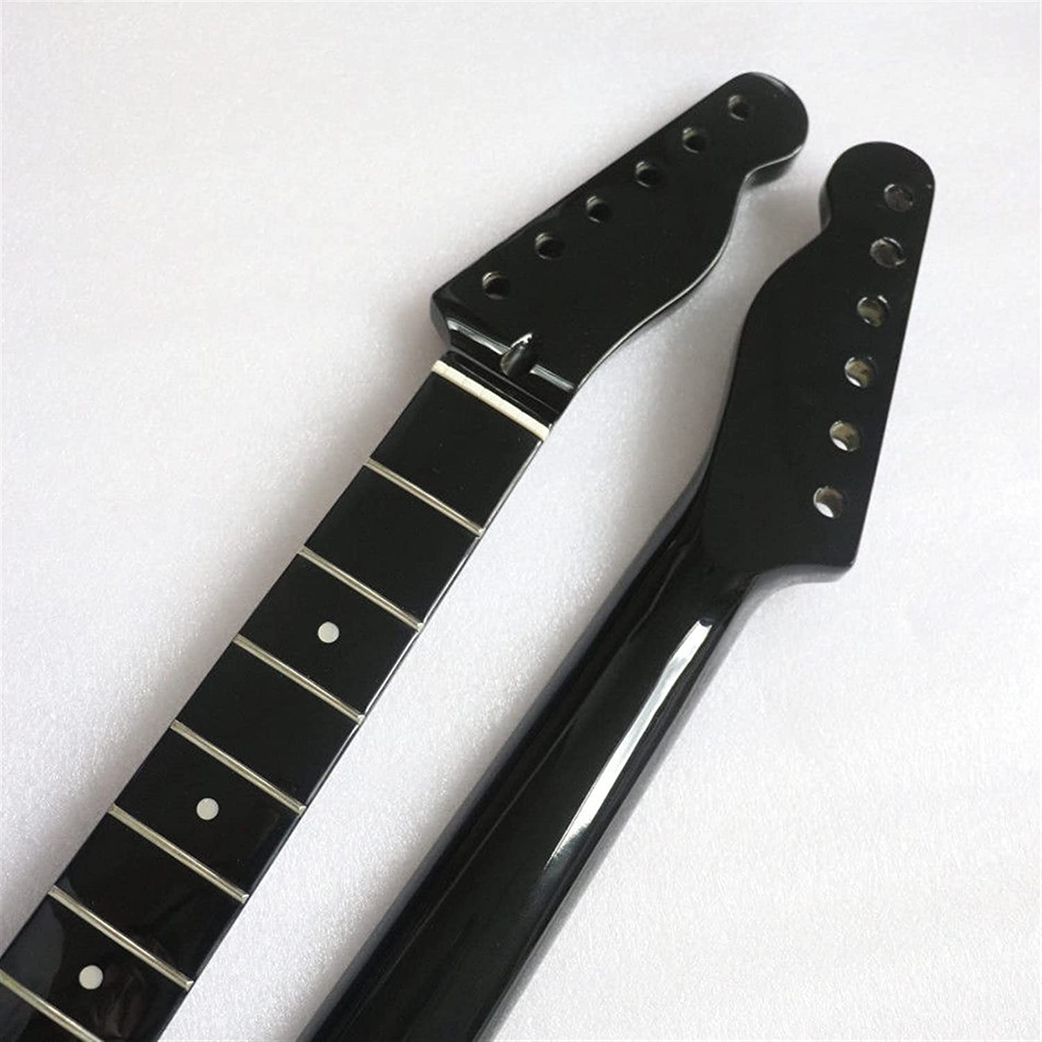 1pcs Black Maple Guitar Neck for Fingerboard New life Tele Style Rosewood Cheap mail order shopping