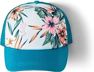 Roxy Girls' Big Little Mermaid Ocean Town Trucker Hat