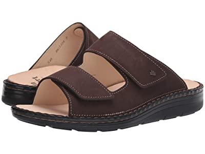 Finn Comfort Paterna (Grizzly Brown) Men