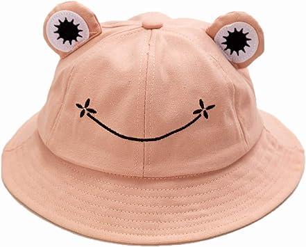 Sombrero de pescador plegable para adolescentes y ni/ñas ni/ños de viaje gorra de sol para mujeres y hombres