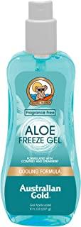 Australian Gold ALOE FREEZE spray gel 237 ml