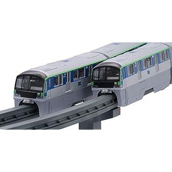 フジミ模型 1/150 ストラクチャーキットシリーズ No.14 東京モノレール10000形6両編成 ディスプレイモデル(彩色済み)プラモデル STR14