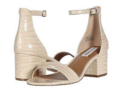 Steve Madden Irenee Sandal (Bone Croco) Women