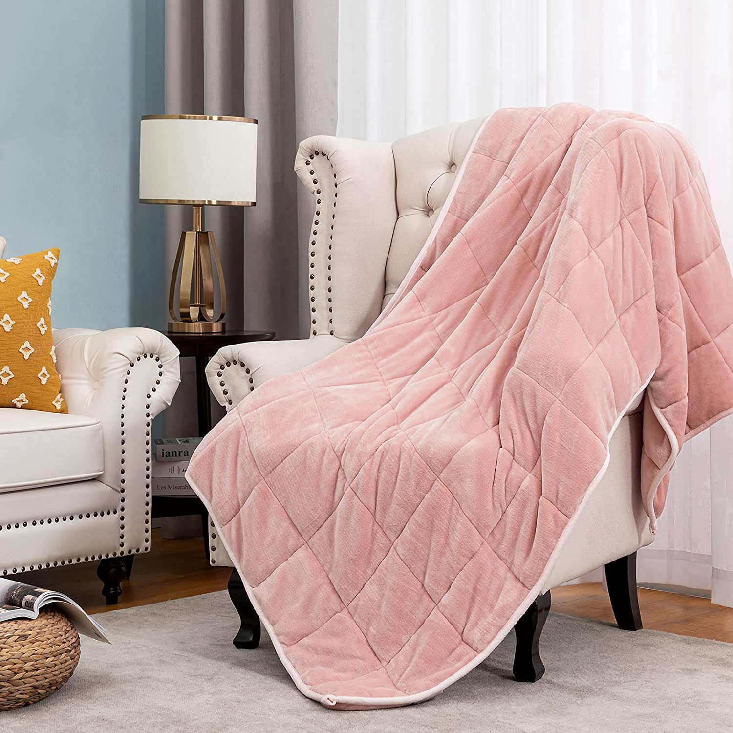 Microfiber National products Flannel Fuzzy Weighted Special price for a limited time Oeko-Tex Blanket Standard 100