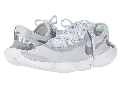 Nike Free RN 5.0 2020 (Pure Platinum/Metalic Silver) Women