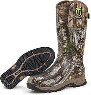 Rubber Hunting Boots, Waterproof Insulated Realtree &...