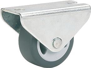 Dörner + Helmer Parketbokwiel (30 x 14 mm, TPE-wiel) grijs, 791330