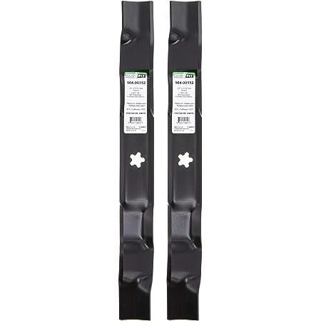 Set of 12 Blade Blades for AYP Fits Husqvarna Sears Craftsman 340066 133288 1341