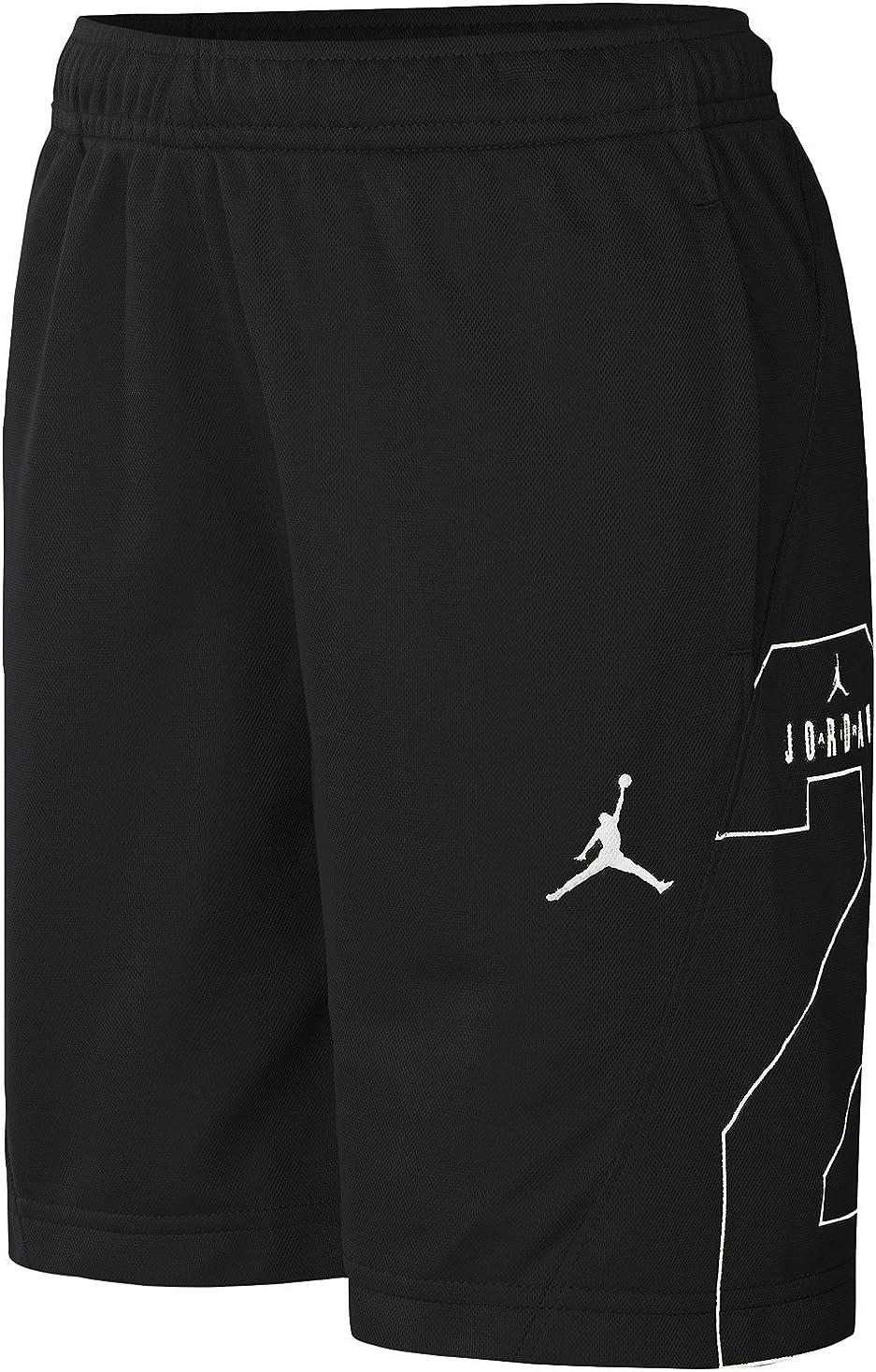Nike Jordan Boys' Two-Three Basketball Shorts