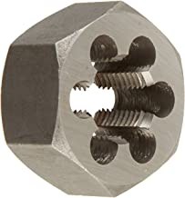 Drill America m16 X 1.5 Carbon Steel Hex Rethreading Die, DWT Series