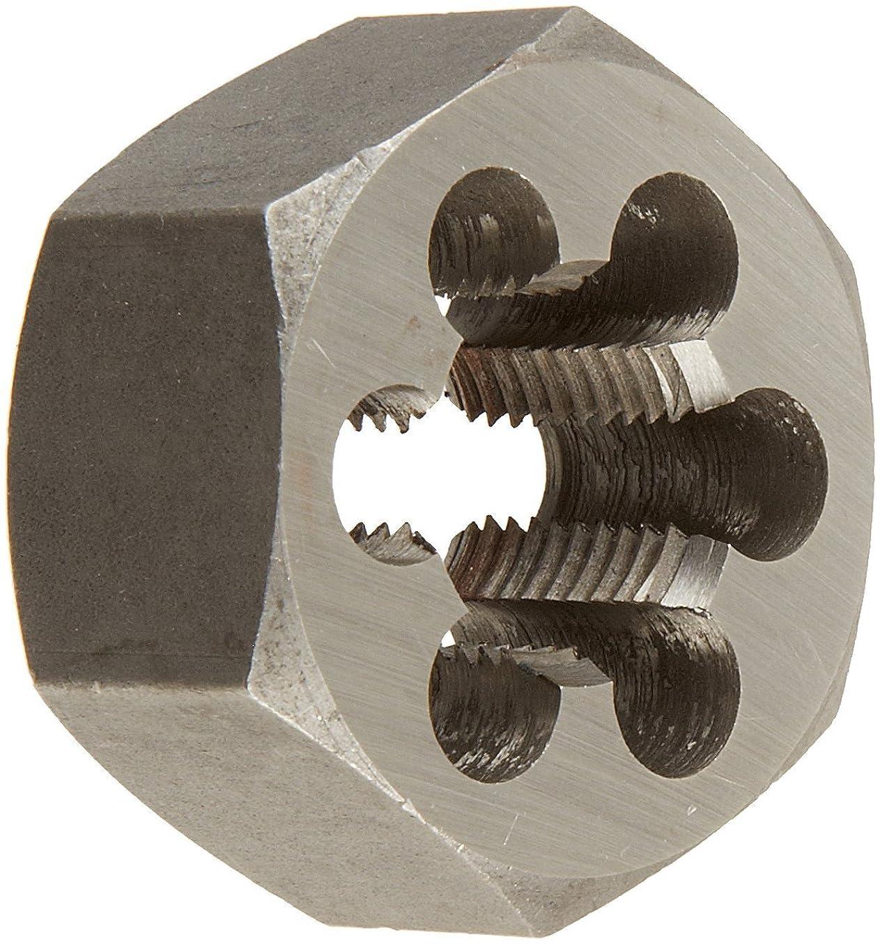 Drill America m14 X 1.5 Carbon Steel Hex Rethreading Die, DWT Series