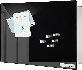 Blomus - VELIO - Armoire à clés / tableau magnétique en verre noir - 65364